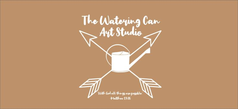 Ribbon Cutting for The Watering Can Art Studio