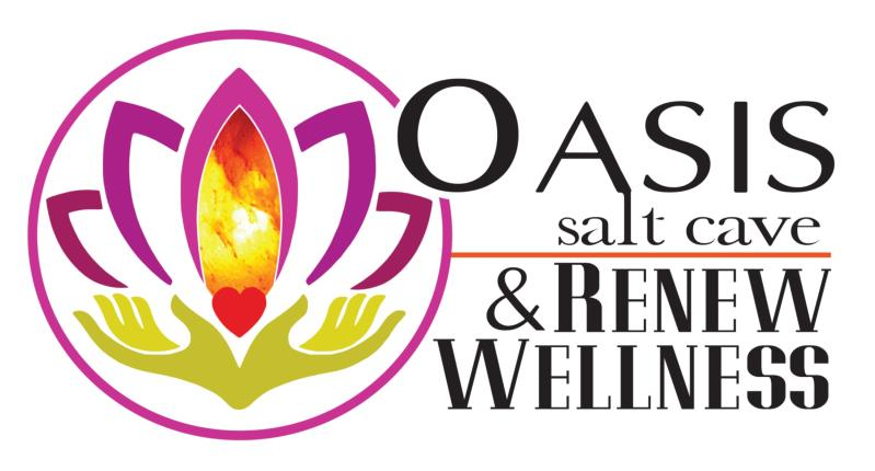 Ribbon Cutting for Oasis Salt Cave & Renew Wellness