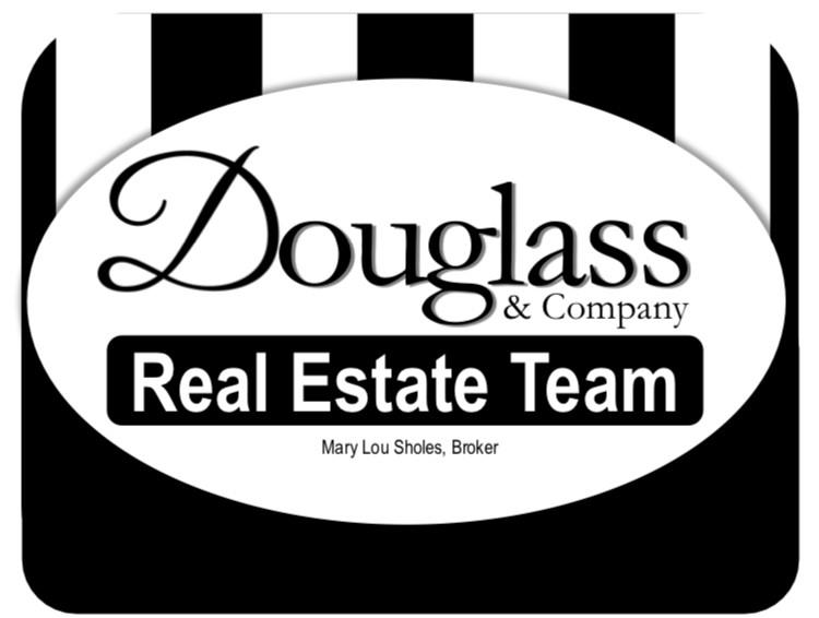 Ribbon Cutting for Douglass & Company Real Estate Team