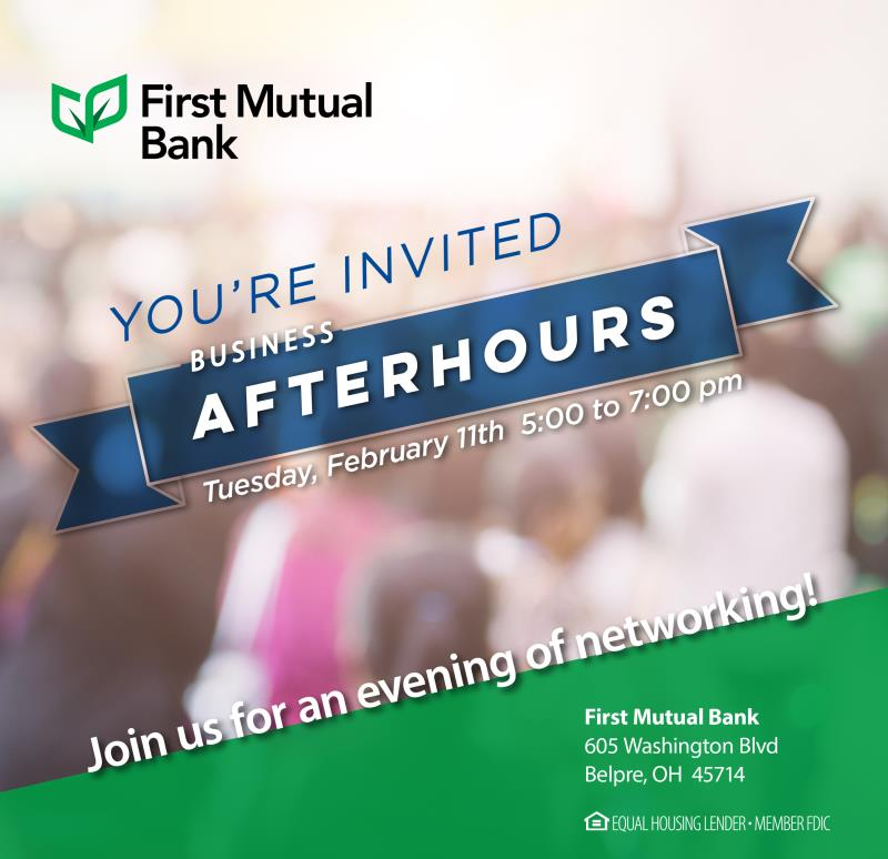 Business After Hours Hosted by First Mutual Bank