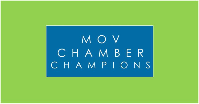 Chamber Champions - MOVED TO FRIDAY, MARCH 13 at 2:00 PM