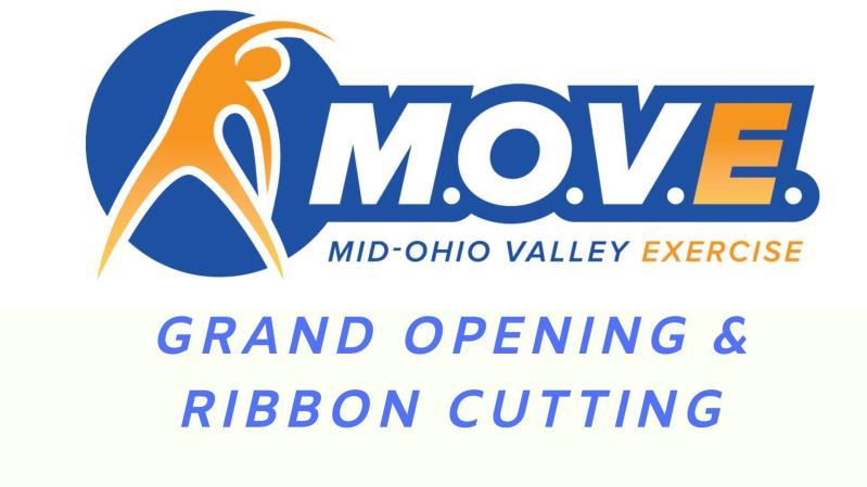 Ribbon Cutting for Mid-Ohio Valley Exercise (M.O.V.E.)