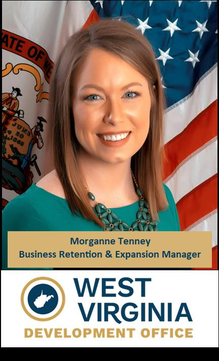 Meet & Greet with Morganne Tenney - WV Development Office