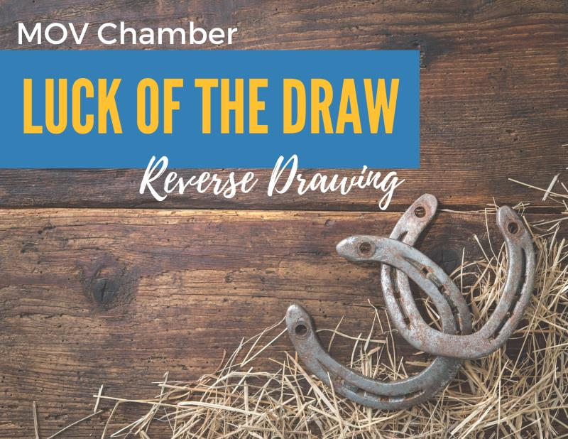 Luck of the Draw - Reverse Drawing
