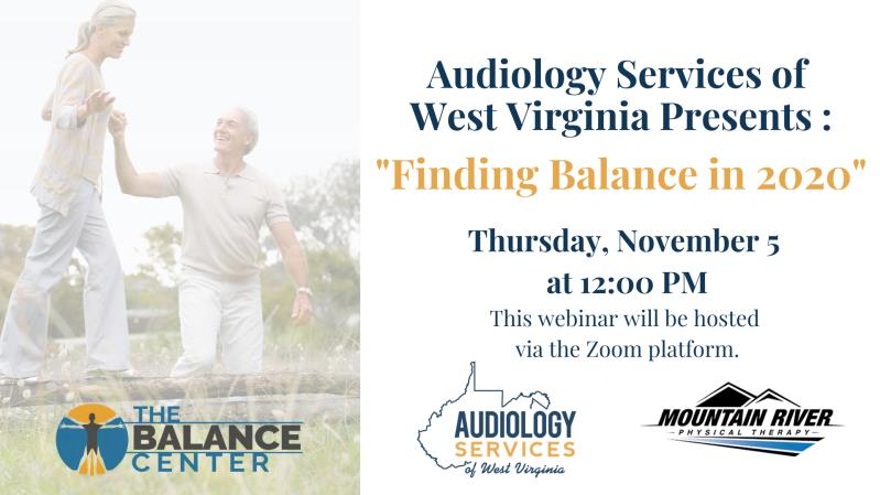 Virtual Webinar Hosted by Audiology Services of WV