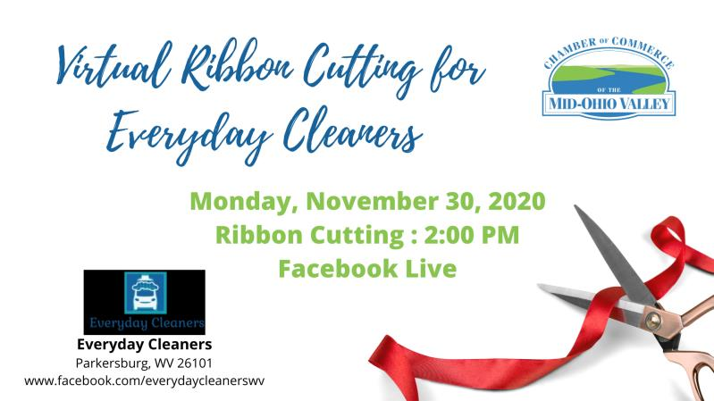 Virtual Ribbon Cutting for Everyday Cleaners